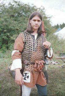 Marec Malvic auf dem Drachenfest 2002