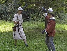 Jörg duelliert sich mit seinem Bruder Bernd