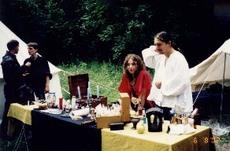 Stand der Alchemie und mehr (Esst niemals etwas was euch ein Magier 'umsonst' überlässt - es könnte ein Versuch sein!!!!)