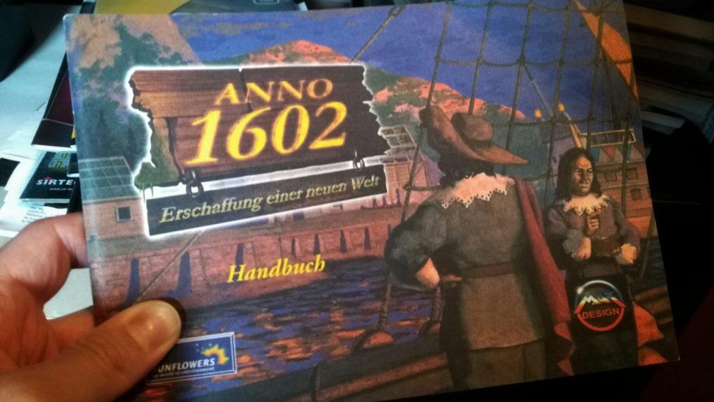 Anno 1602 (pc game) manual
